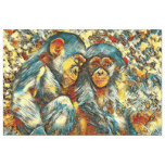 AnimalArt_Chimpanzee_20170601_by_JAMColors Tissue Paper