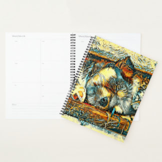 AnimalArt_Dog_20170906_by_JAMColors Planner