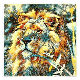 AnimalArt_Lion_20170605_by_JAMColors