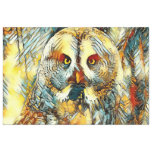 AnimalArt_Owl_20170602_by_JAMColors Tissue Paper