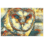 AnimalArt_Owl_20170915_by_JAMColors Tissue Paper