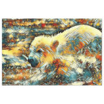 AnimalArt_Polarbear_20170602_by_JAMColors Tissue Paper