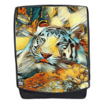 AnimalArt_Tiger_20170603_by_JAMColors Backpack