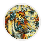 AnimalArt_Tiger_20170604_by_JAMColors Edible Frosting Rounds