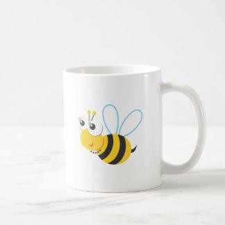 Animales - abeja tazas de café
