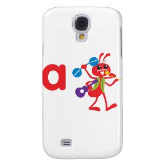 Animales de ABC - hormiga de Adán Funda Para Galaxy S4