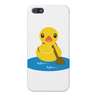 Animales de ABC - pato de la paleta iPhone 5 Carcasas