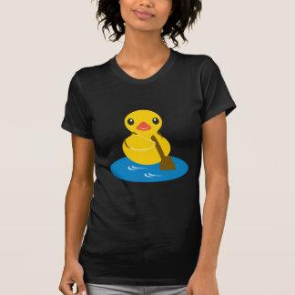 Animales de ABC - pato de la paleta Camisetas