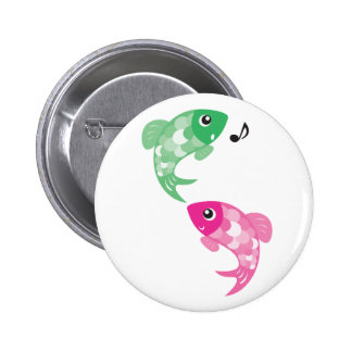 Animales de ABC - pescados de Figaro y de Finzy Pin
