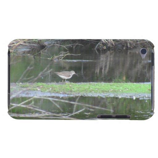 Animales de Aves de los pájaros de la fauna de Slo iPod Touch Case-Mate Funda