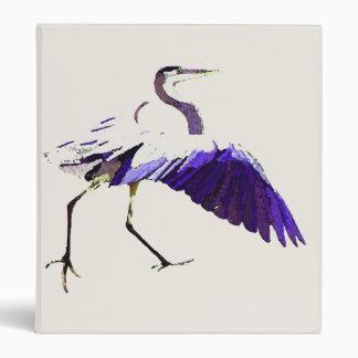 """Animales de la fauna de los pájaros de la garza de carpeta 1"""""""