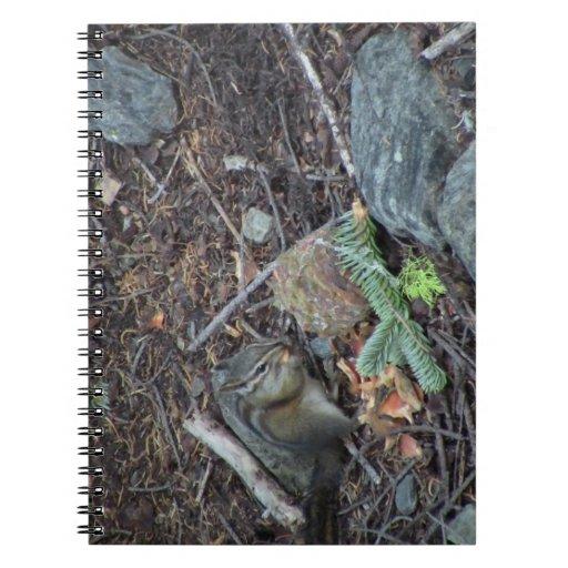 Animales de los mamíferos de la fauna de Yolly Bol Libreta