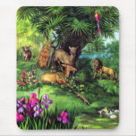 Animales del vintage alfombrillas de ratones