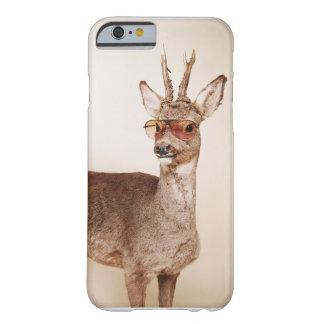 Animales frescos en gafas de sol funda de iPhone 6 barely there