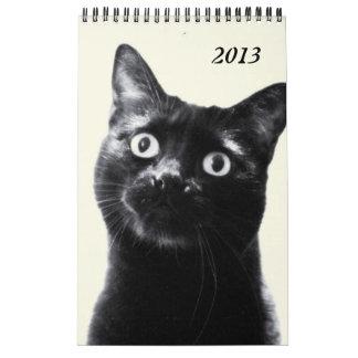 animales hermosos - calendario (sola página)