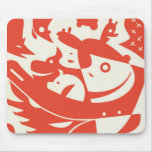 Animales Mousepad abstracto Tapetes De Raton