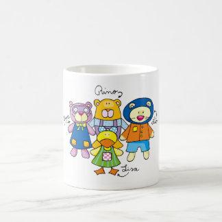 animaletti mugs