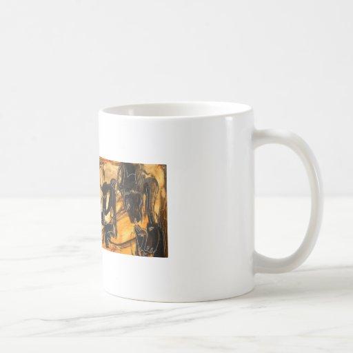 animali coffee mug