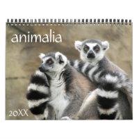 animalia calendar