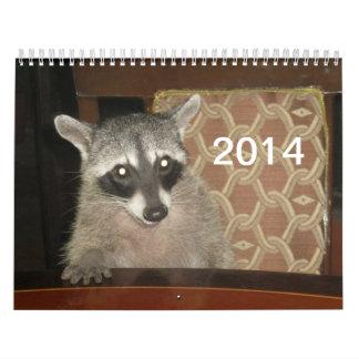 Animals 2014 Calendar