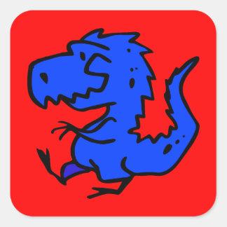 animals-24742  animals dinosaurs dino dinosaur ani square sticker