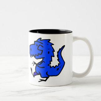 animals-24742  animals dinosaurs dino dinosaur ani Two-Tone coffee mug