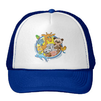 Animals 2 All Together - hat