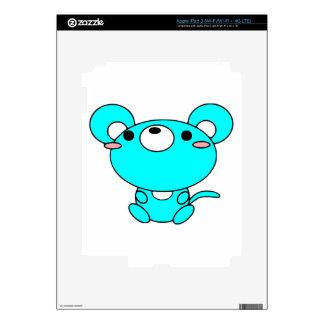 animals-30792 CUTE CARTOON  animals mouse cartoon iPad 3 Decals
