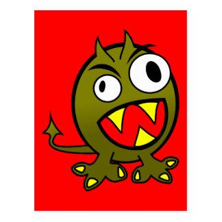 animals-34050  animals baby monkey mad green icon postcard