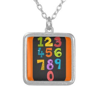 animals-40904 animals school NUMBERS COLORFUL educ Jewelry