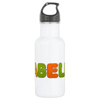 animals alphabet Isabella Water Bottle