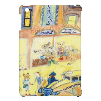 Animals At Play iPad Mini Cover
