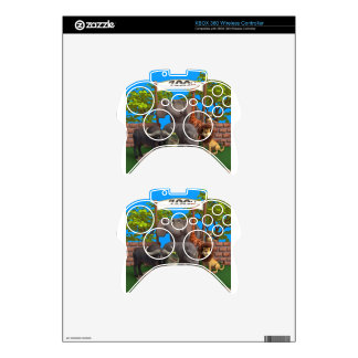 Animals at the Zoo Xbox 360 Controller Skins