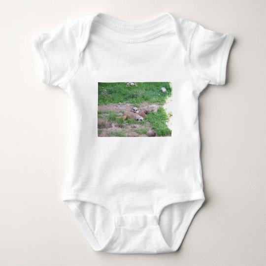 Animals Baby Bodysuit