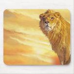 Animals_Beasts pad_Lion_king_of_beasts_005339_ Alfombrillas De Ratones