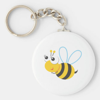Animals - Bee Key Chains
