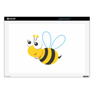 Animals - Bee Laptop Decal