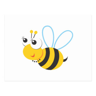 Animals - Bee Post Cards