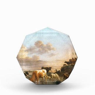 Animals by the River by Adriaen van de Velde Award