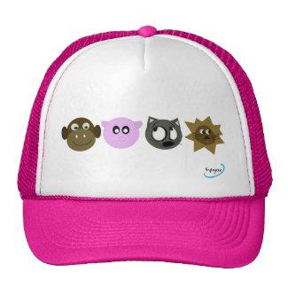 ANIMALS CAP MESH HAT