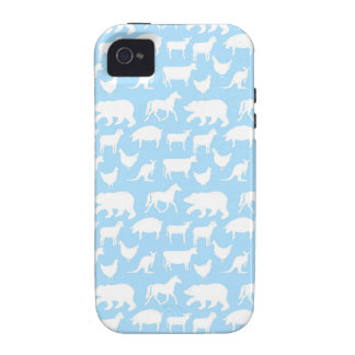 Animals iPhone 4/4S Covers