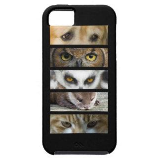 Animals Eyes iPhone SE/5/5s Case