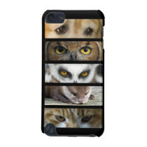 Animals Eyes iPod Touch Case