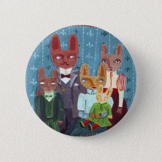 Animals family button