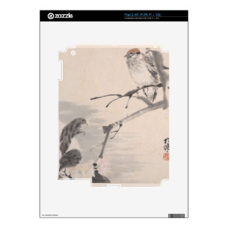 Animals, Flowers and Birds - Ren Yi Decals For iPad 2
