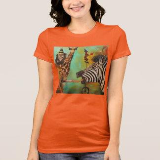 Animals Gone Wild Tee Shirts