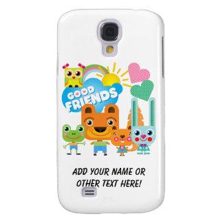 Animals Good Friends Samsung S4 Case