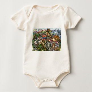 Animals Great & Small Baby Bodysuit