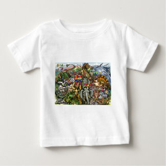 Animals Great & Small Baby T-Shirt