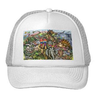 Animals Great & Small Trucker Hats